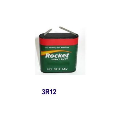 Mπαταρία Πλακέ 4,5 V 3R12