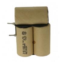 FUJICELL Συστοιχία Ni-Cd 3/SC-1400 (B&D TABS) 3,6V 1400mAh