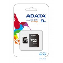 Micro SD+ADAPTOR 8GB