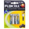 Μπαταρίες Fujicell Αλκαλικές LR03 ΑΑΑ 1,5V