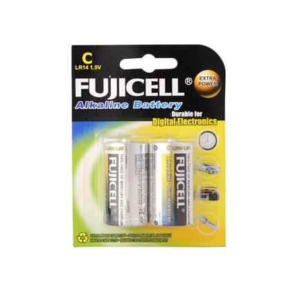 Μπαταρίες Fujicell Αλκαλικές LR14 C 1,5V