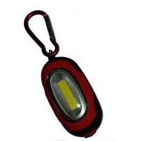 Φακός Μπρελόκ COB LED