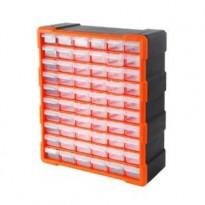 Συρταριέρα  Tactix με 60 πλαστικά συρτάρια