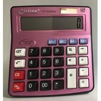 Αριθμομηχανή 12 ψηφίων CT-3000HL