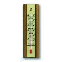 Θερμόμετρο εσωτερικού χώρου Ξύλινο/Μεταλλικό