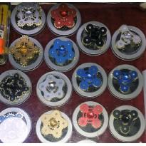 Fidget Spinner 8-GEARS