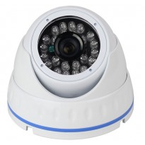 ΚΑΜΕΡΑ DOME 1/2.7'' Aptina 2.0MP CMOS SENSOR/1080P AHD