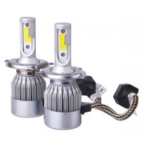 Λάμπες αυτοκινήτου Η4-LED C-6 ζεύγος