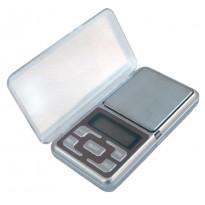 Ζυγαριά Ακριβείας τσέπης Ψηφιακή με καπάκι