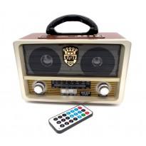 Ραδιόφωνο Retro FM/AM/SW