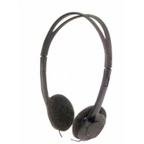 Aκουστικά κεφαλής TV με 5μέτρα καλώδιο