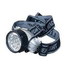 Φακός κεφαλής με 18 LED