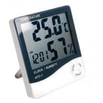 Ψηφιακό θερμόμετρο/υγρόμετρο