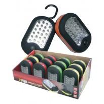 Φακός χειρός με 24 LEDs + 3 LEDs - NE-5241
