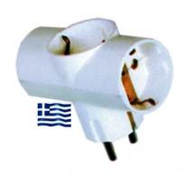 Σταυρός Σούκο Τριπλός Ελληνικός