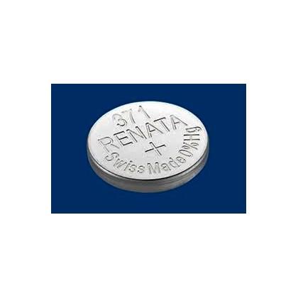 Μπαταρία Αργύρου 371 1,5V-40mAh