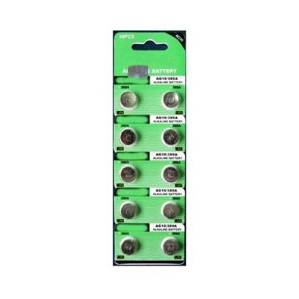 Μπαταρία Κουμπί 389/1131/AG10/LR1130 1.5V