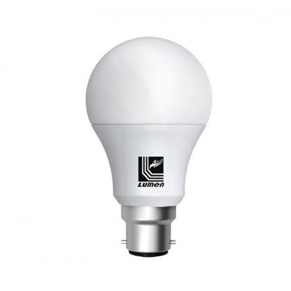 Λάμπα LED Aχλάδι  B22 8 Watt Λευκό ΜΑΤ  ECOLED